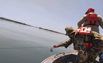 HOY / Despliegan fuertes controles en Ñeembucú en cumplimiento de la veda pesquera