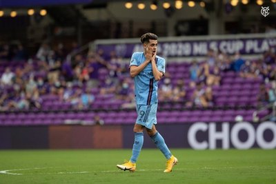 El NY City de Jesús Medina quedó fuera de los playoffs de la MLS
