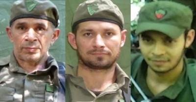 HOY / Quiénes son los tres miembros del EPP abatidos ayer en Concepción