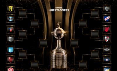 HOY / Paraguayos entran en acción en los Octavos de Final de la Libertadores
