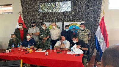Confirman identidad de abatidos: Lucio Silva, Esteban Marín y Rodrigo Argüello