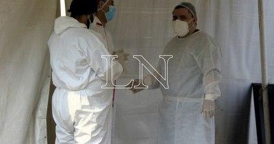 La Nación / Reportan casi 800 nuevos contagios y 5 fallecidos por COVID-19