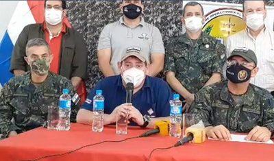 Brindan detalles de operativo que acabó con miembros del EPP