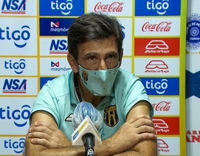 Costas considera que Guaraní fue muy superior