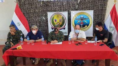 """Enfrentamiento en el norte: """"Todos los disparos fueron a larga distancia"""""""