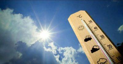 Anuncian jornada calurosa y sin precipitaciones
