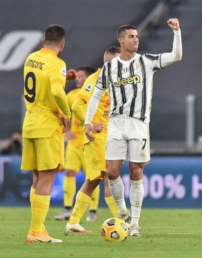 Cristiano hunde al Cagliari con un doblete