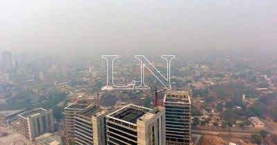 La Nación / COVID-19 y contaminación atmosférica, ¿una relación tóxica?