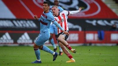 Con un gran rendimiento de Balbuena, West Ham enlaza otro triunfo