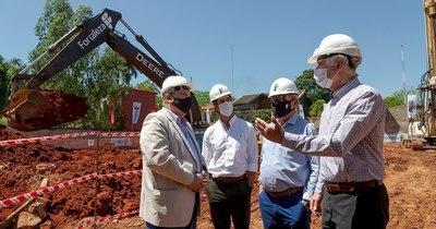 La Nación / En privilegiada ubicación comenzará a erigirse el edificio Fortaleza Boggiani