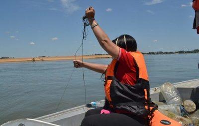 Realizan controles para el cumplimiento de la veda pesquera en Ñeembucú