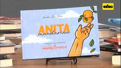 "Libro ""Anita Mandarina"", de Sandra Da Silva"