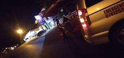 INVESTIGAN ACCIDENTE CON DERIVACIÓN FATAL EN CNEL. BOGADO