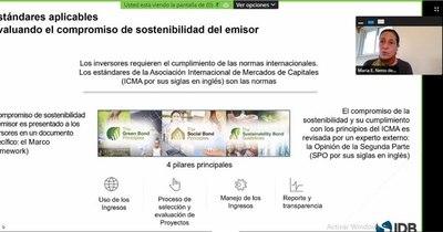 La Nación / El BID destaca importancia de bonos verdes para impulsar la economía pos COVID-19