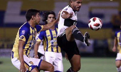 Olimpia empata ante Sportivo Luqueño en el debut de Gorosito