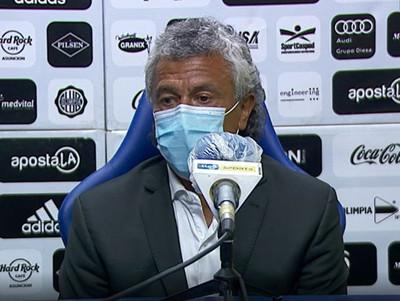 Conferencia de prensa de Néstor Gorosito