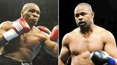 Crónica / Tyson y Roy podrán fumar marihuana antes de la pelea