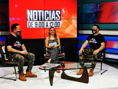 Por NPY, Team viajero  invita a recorrer el Paraguay
