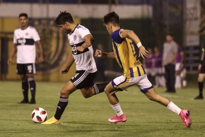Sportivo Luqueño igualó 2-2 con Olimpia en el cierre de la 7ma. fecha
