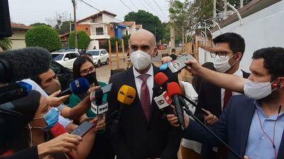 Ministro de Salud lamenta alto índice de contagios y la desidia ciudadana