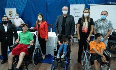 Gobernación y Senadis coordinan acciones para beneficio de personas con discapacidad – Diario TNPRESS