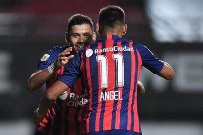 Con golazos de Óscar y Ángel, San Lorenzo arrasa en la Copa Liga Profesional