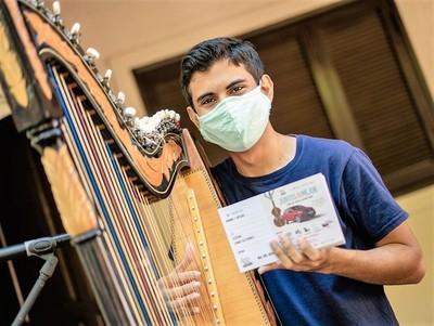 """Laureado """"Sonidos de la Tierra"""" busca expandirse mediante ayuda a escuelas comunitarias de música"""