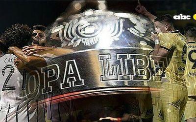 Los octavos de la Libertadores: ¿Cuándo juegan Libertad y Guaraní?
