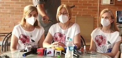 Hija del ex vicepresidente reitera pedido de comunicación a secuestradores