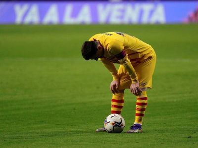 Sorpresa: Messi no es convocado para el juego por Champions
