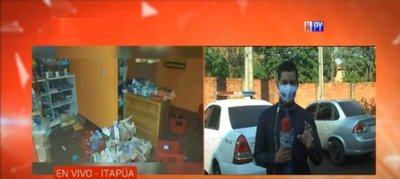 Intento de asalto con derivación fatal en Itapúa