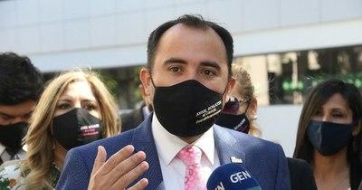 La Nación / Bogarín buscará modificar el reglamento de selección de magistrados judiciales