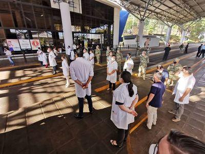 Incrementan casos de covid en Asunción y Central; Alto Paraná, relativamente bien