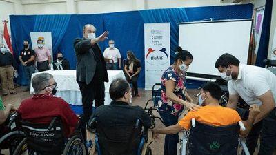 Buscan fortalecer la inclusión de personas con discapacidad