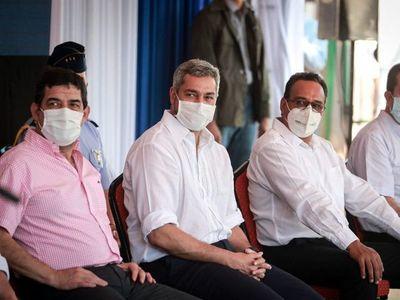 """Mario Abdo sobre abatidos del EPP: """"La misión no termina hasta traer a los secuestrados"""""""