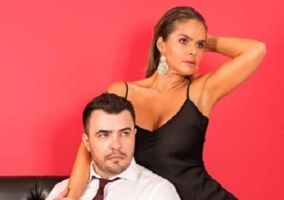 Gabi Wolscham y su novio celebraron su primer año de noviazgo