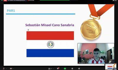 Paraguay logra su primera Medalla de Oro en Olimpiada Iberoamericana de Matemática