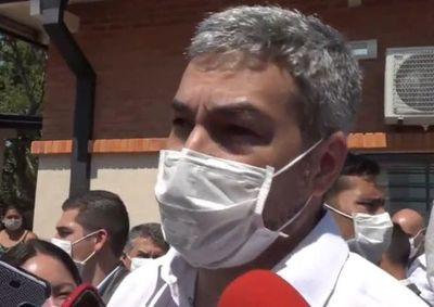 """Proyecto que busca transparentar fondos de binacionales es """"inconstitucional"""", dice Abdo"""