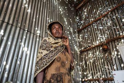 Las cicatrices de la guerra en Etiopía