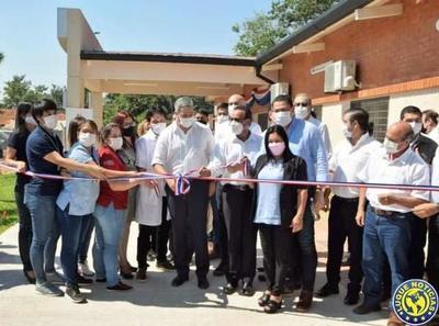 Inauguran cuatro centros asistenciales en Central •