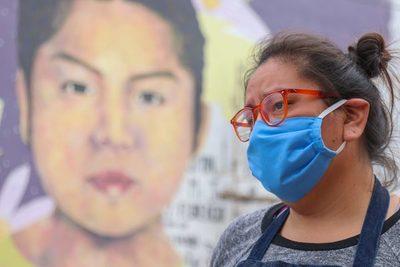 Mural dedicado a joven asesinada en México transforma injusticia en dignidad