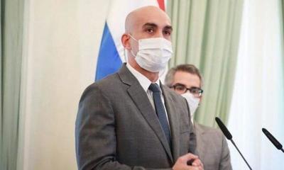 """""""Estamos preocupados, ha habido un repunte en las últimas dos semanas"""", dice Mazzoleni – Prensa 5"""