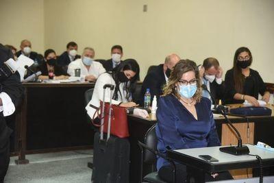 Audios filtrados: Se inicia declaración de periodista en el marco del juicio oral