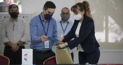 La Nación / Elecciones de abogados: Justicia Electoral realizó juzgamiento y cómputo definitivo