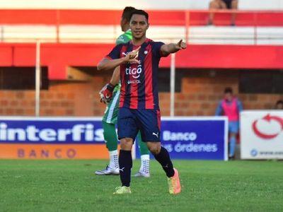 Chequeo de posible interferencia de Haedo en el gol de Lucena