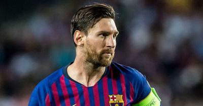El Manchester City habría descartado el fichaje de Messi por su edad y su alto sueldo