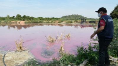 HOY / Presentan recurso para evadir pago de multa por contaminar Laguna Cerro
