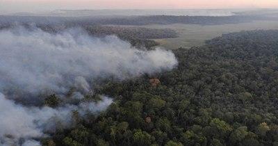 La Nación / Arde reserva San Rafael y fuego acorrala a comunidades: urgen asistencia de la SEN