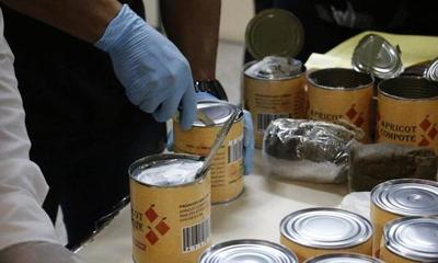 Detectan drogas en libros de cuentos y latas de duraznos – Prensa 5