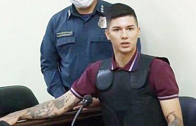 Bruno Marabel deberá cumplir el resto de su condena en la cárcel de Itapúa